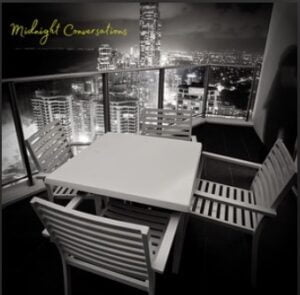 """From the Artist """" kcvibes """" Listen to this Fantastic Spotify Song: Midnight Conversations"""