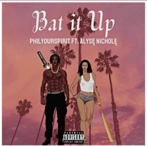 """From the Artist """" PhilYourSpirit """" Listen to this Fantastic Spotify Song: Bat It Up"""
