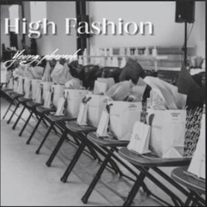 From the Artist YPC Young Pharaoh Listen to this Fantastic Spotify Song High Fashion