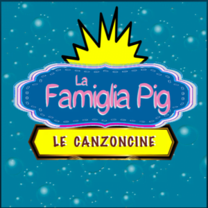 """Listen to the animal song for children """"Bau Bau Cip Cip"""" by La Famiglia Pig [From the album """"Le Canzoncine"""" including Children music inspired from the TV Show """"Peppa Pig""""]"""