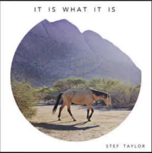 From the Artist Stef Taylor Listen to this Fantastic Spotify Song It Is What It Is