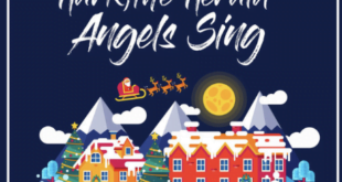 "Listen to this Fantastic Spotify Song The Truman Snow - ""Hark, the Herald Angels Sing"""