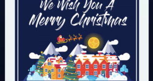 "Listen to this Fantastic Spotify Song The Truman Snow - ""We Wish You a Merry Christmas"""