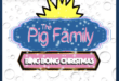"Listen to this Fantastic Spotify Song The Pig Family - ""Bing Bong Christmas"""