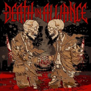 """From the Artist """"Death in Alliance"""" Listen to this Fantastic Spotify Song """"Destroy the Lives of Everyone"""""""