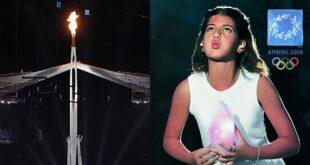 Αποχαιρετισμός στη Φλόγα | Τελετή Λήξης Ολυμπιακών Αγώνων