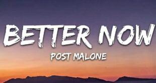 (1 hour) Post Malone - Better Now (lyrics)
