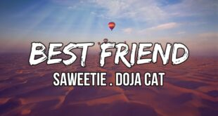 Saweetie - Best Friend (Lyric Video) ft. Doja Cat