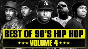 90's Hip Hop Mix #04 | Best of Old School Rap Songs |