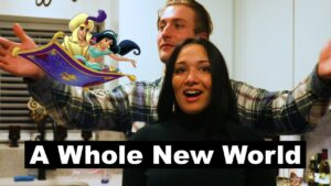 A Whole New World Concept Music Video
