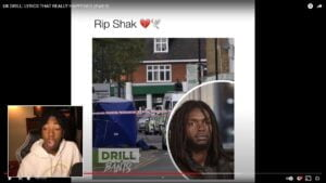 AMERICAN REACTS TO UK DRILL LYRICS THAT REALLY HAPPENED