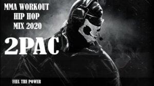 Aggressive Workout Hip Hop Mix 2020 - 2Pac - Rap - MMA Music