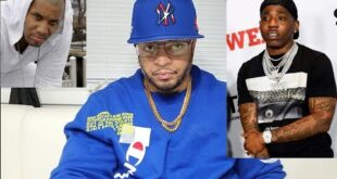 Atlanta Rapper YFN Lucci ON THE RUN. Court Rule Rap Lyrics