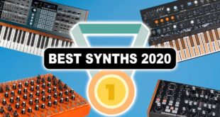 BEST SYNTHS & MUSIC PRODUCTION GEAR 2020