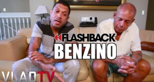 Benzino Apologizes for Shots He Took at Eminem's