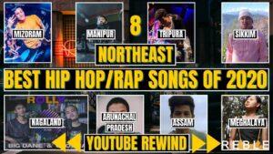 Best Hip-Hop/Rap songs of 2020  Youtube Rewind   Northeast 