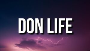 Big Sean - Don Life (Lyrics) Ft. Lil Wayne
