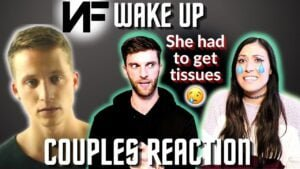 COUPLE REACTS to NF - Wake Up (Music Video)