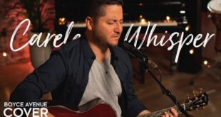 Careless Whisper - George Michael (Boyce Avenue acoustic