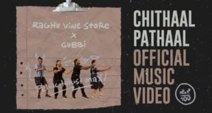 Chithaal Pathaal | Official Music Video | Raghu Vine Store