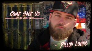"Christian Rap   Dillon Loving - ""Come Save Us""  "