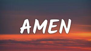 Desiigner - AMEN (Lyrics)