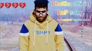 DhoKhA! official rap song by kashmiri rapstar aduu