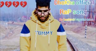 DhoKhA! official rap song by kashmiri rapstar aduu