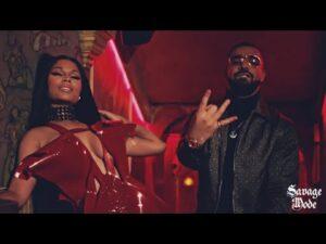 Drake ft. Nicki Minaj - Make Me Proud (Music Video)