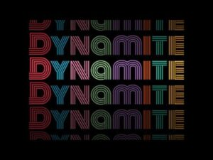 Dynamite bts plagiarized by Calvin sparks(actual song from