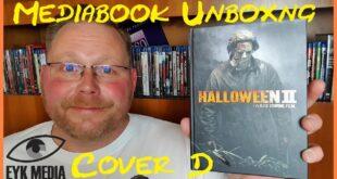 Ein vorzügliches Mediabook  Rob Zombie`s Halloween 2