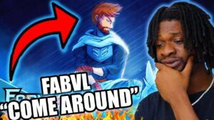 FabvL - Come Around (Official Lyric Video) REACTION
