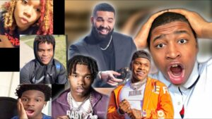GUESS THE RAPPER BY THEIR LYRICS! *CHALLENGE* feat Drake,Lil