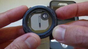 Garmin Instinct Watch - Using Music Controls with Spotify