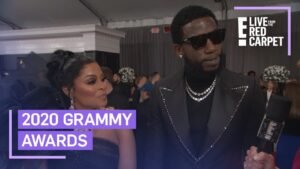 Gucci Mane Rocks Gucci on 2020 Grammys Red Carpet | E! Red