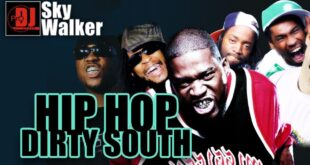 Hip Hop Rap Down South Music DJ Party Club Mix | DJ