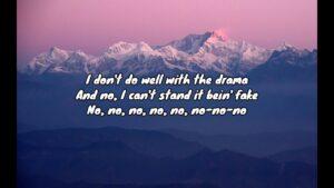 Holy - Justin Bieber ft. Chance the Rapper ( Lyrics )