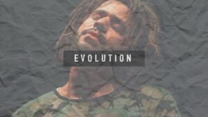 "J Cole x Cordae type beat ""Evolution"" 2020"
