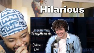 Jack Harlow Most SUS / FUNNIEST Moments | Reaction