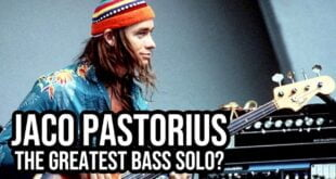 Jaco Pastorius: This BASS SOLO Changed Popular Music