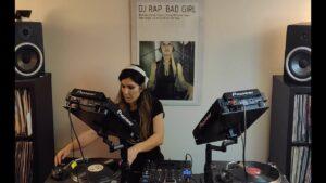 Jungle Classics Vinyl Mix DJ Rap Show 1