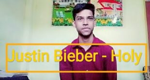 Justin Bieber - Holy (feat. Chance the Rapper) || Cover