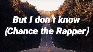 Justin Bieber - Holy ft. Chance the Rapper (Lyrics)