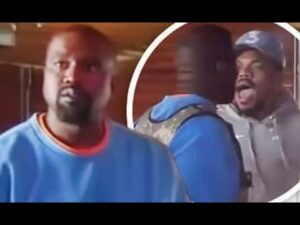 KANYE WEST YELLS AT CHANCE THE RAPPER IN LEAKED FOOTAGE