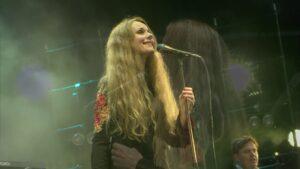 Kari Rueslåtten - The Harbour, Live