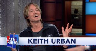 Keith Urban: Johnny Cash Was My First Concert When I Was