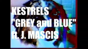 """Kestrels - """"Grey and Blue"""" ft. J Mascis (Official"""