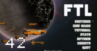 Let's Play: FTL - Session 42: Flak to the Future! (Rock