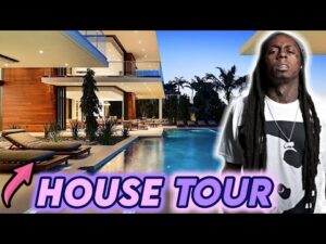 Lil Wayne | House Tour 2020 | $ 18 Million Dollar Miami