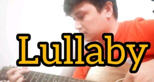 Lullaby | Guitar Cover